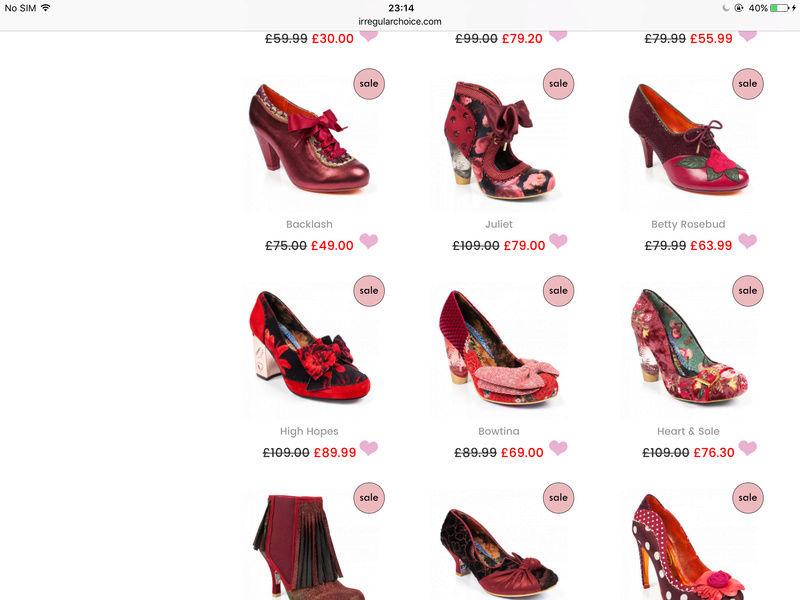 Shoe heaven!!!!  Img_5827