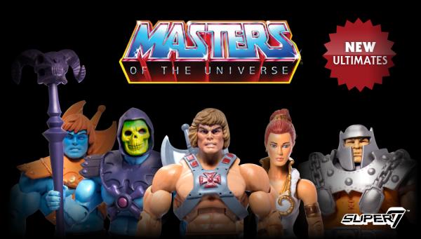 Super 7 - Maîtres de l'Univers Classics Motuc110