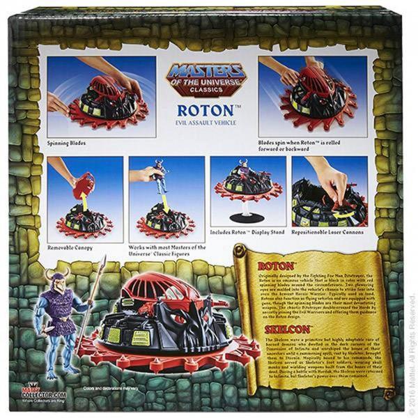 Roton & Skelcon - Topic officiel R210