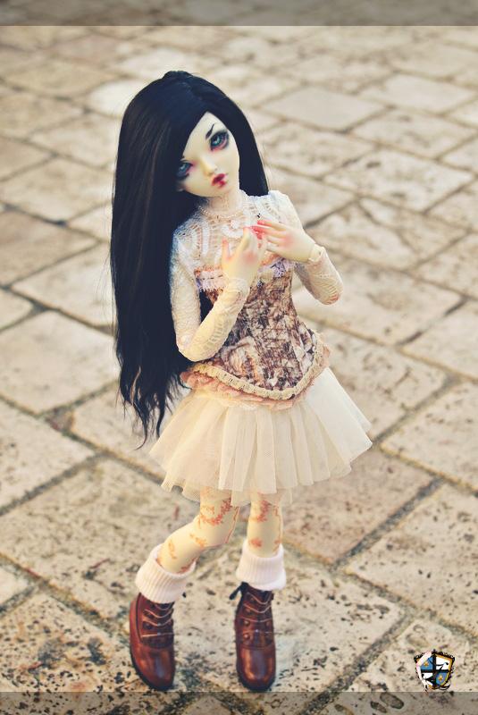♦ [Petit Atelier] Bunny Queenie [Rap1993 Anie] P.44 ♦ Dsc_3619