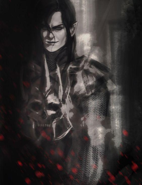 Seigneur Noir Dormark Reldan, le Courroux d'Olganeth [Personnage secondaire adaptable] Domark11