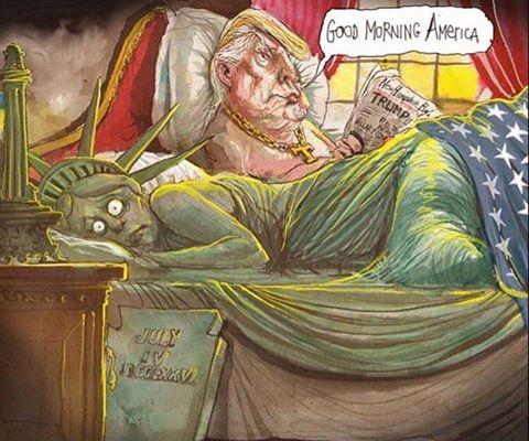 Dessins de presse  - Page 17 Trump210