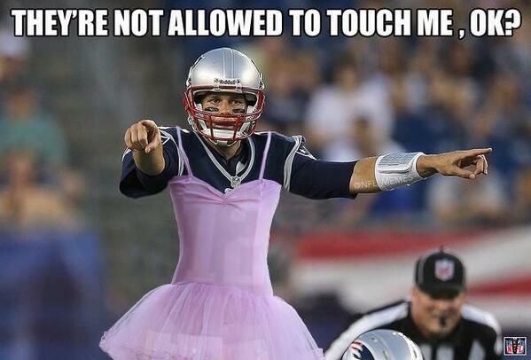 Steelers @ Patriots***** Game Day Thread Brady_10
