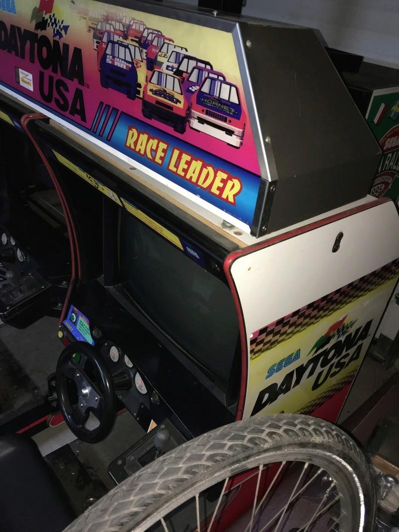 [Vendue] Borne Daytona USA twin en panne Img_6513