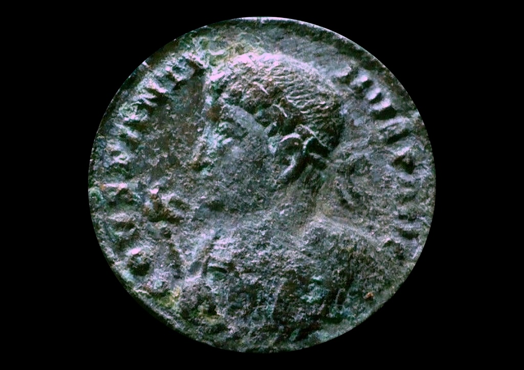 ID Constantin - Londres - RIC. 199-204 - not in RIC ? Conspl10