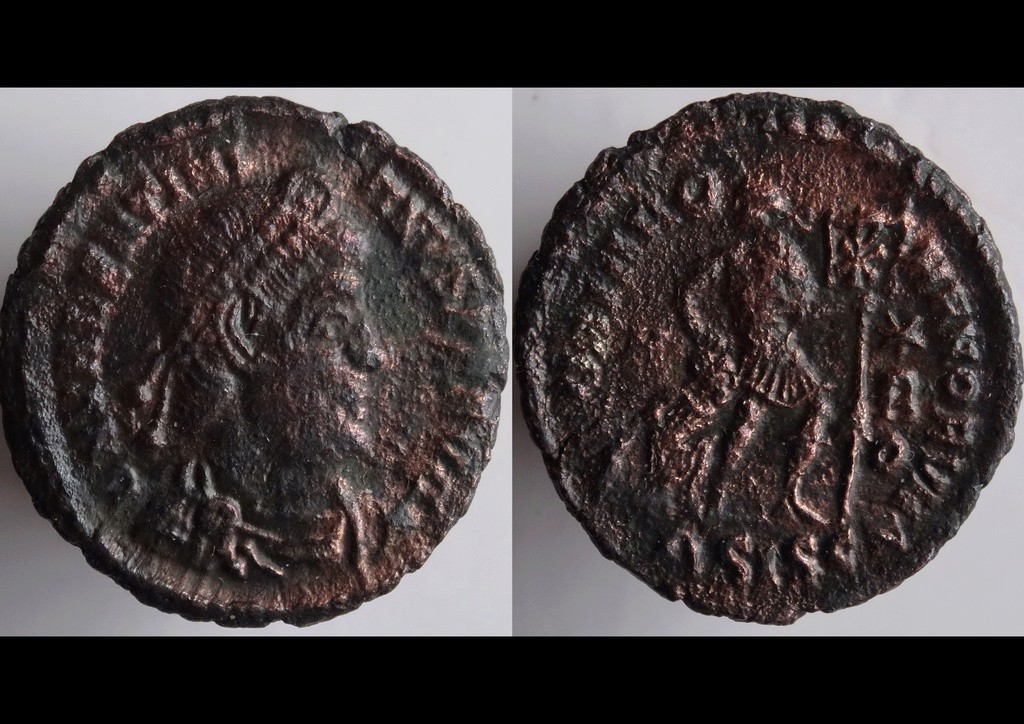 ID Valentinianus I - Siscia Cf. RIC. 14 (delta SISCZ) Vavada10