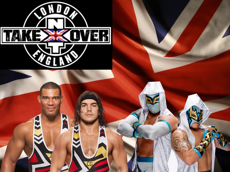 NXT TakeOver: London (SSE Arena, Wembley) Alpha_10
