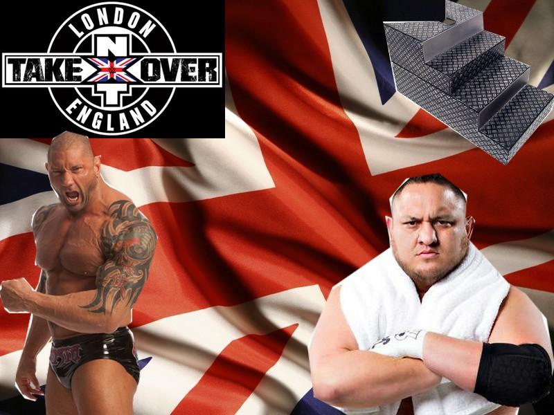 NXT TakeOver: London (SSE Arena, Wembley) Batist10