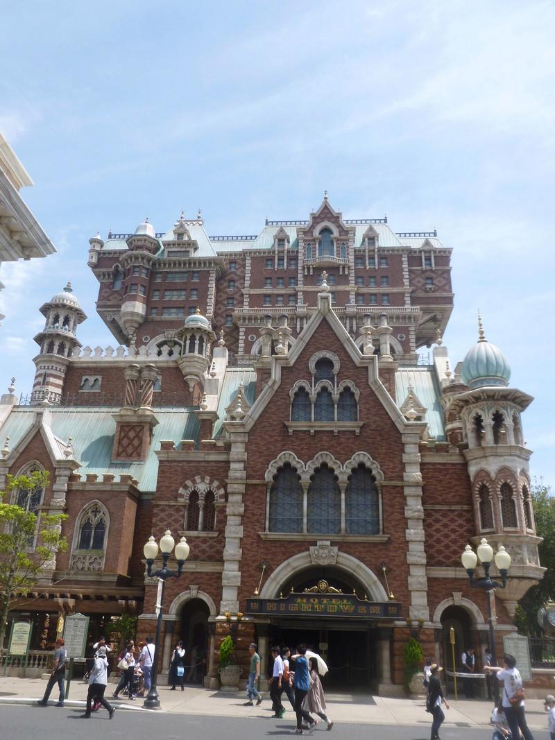 4,5 jours au coeur de la magie à Tokyo Disney Resort juin 2016 - Page 4 P1070734