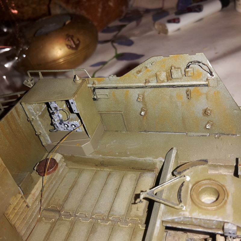 SEXTON II with CDP TRACKS (Canadian Dry Pin Tracks)  1/35 Dragon  - Page 2 20170114