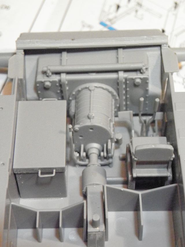 SEXTON II with CDP TRACKS (Canadian Dry Pin Tracks)  1/35 Dragon  Pc290910
