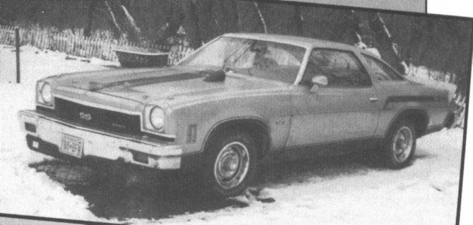 anyone ever see a 1973 Nickey Chevelle? 78955-10