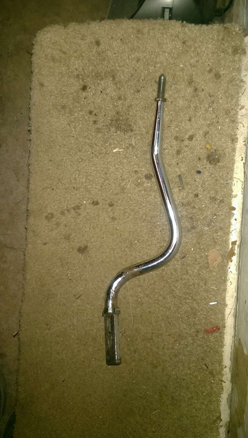 For Sale 73-74 Pontiac A body 4 speed shifter stick Imag1718