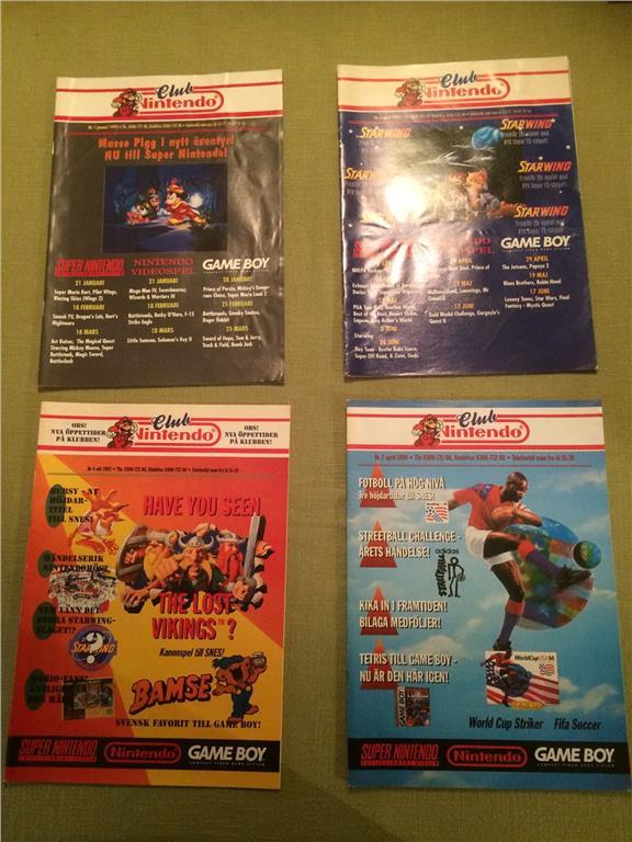 "Magazine ""Club Nintendo"" 23646010"