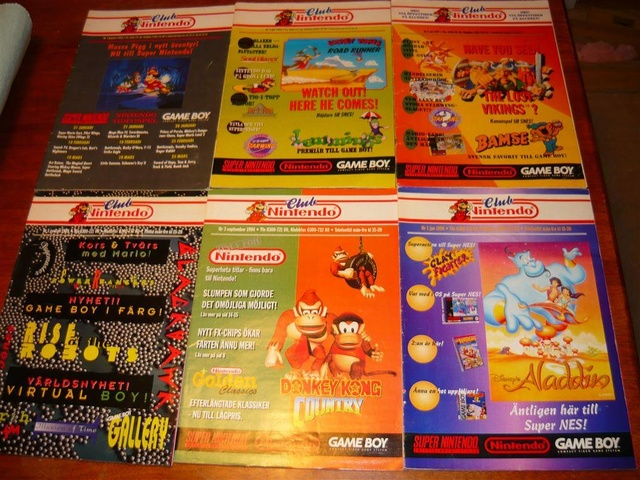 "Magazine ""Club Nintendo"" 23703010"