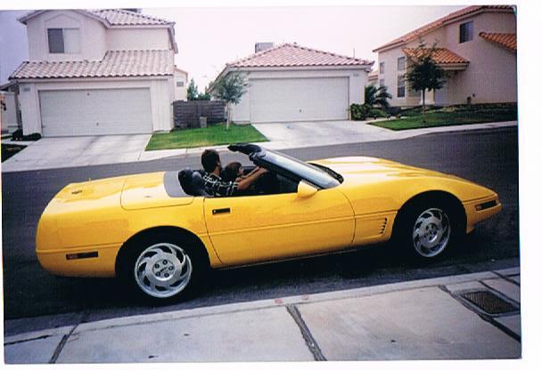 """ma premiere corvette """"location 48h"""" 55391910"""
