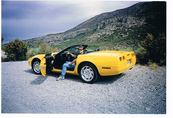 "ma premiere corvette ""location 48h"" C4vnv10"