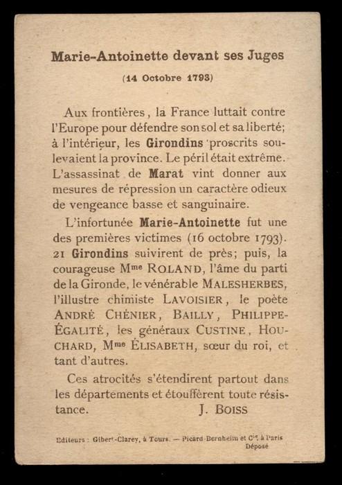 Le procès de Marie-Antoinette: images et illustrations - Page 4 32510011