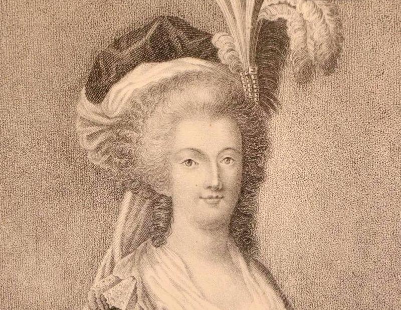 Marie-Antoinette au livre en robe bleue - Page 2 Zsans_10