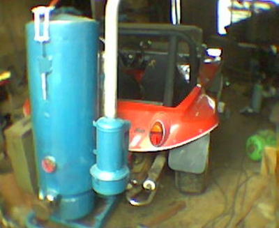 Le GAZOGENE et la voiture des français de 39 à 45 Bild0510