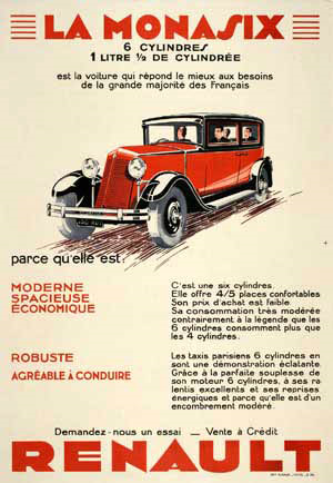 Renault Monasix Sans-t10