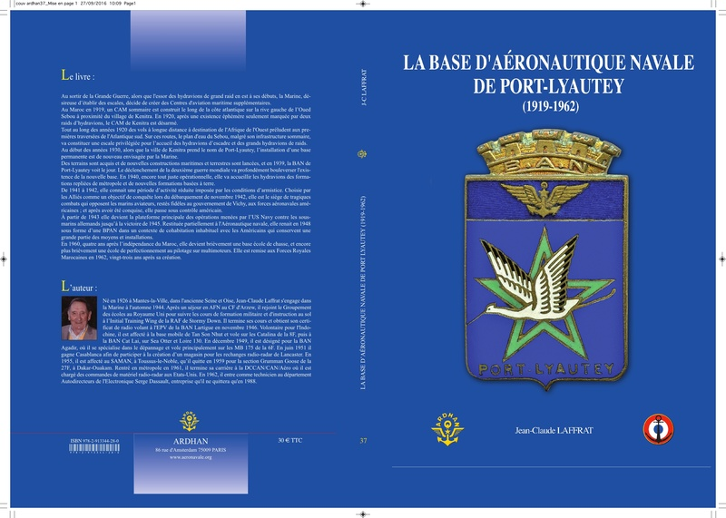 [LES B.A.N.] PORT LYAUTEY (MAROC) - Page 4 Couv_a10