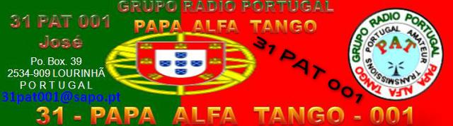 31 - Papa Alfa Tango - 001 (Division Portugal) 20000010