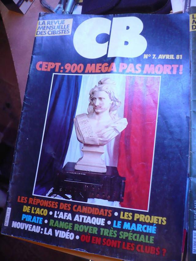 CB 'La revue mensuelle des Cibistes' (Magazine (Fr) 37701710