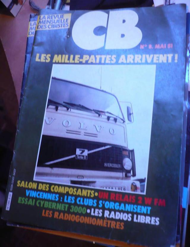 CB 'La revue mensuelle des Cibistes' (Magazine (Fr) 63838210