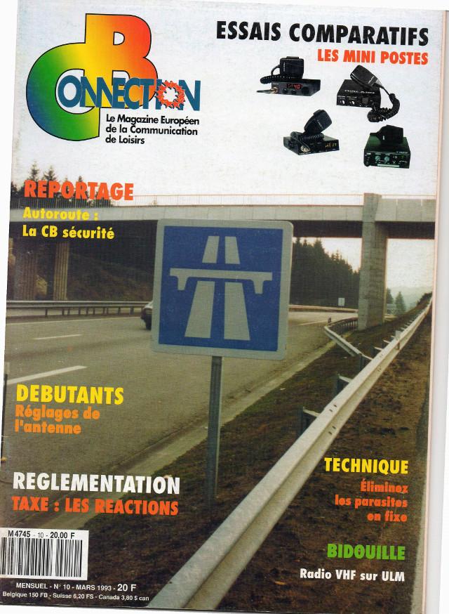CB Connection (Magazine (Fr.) Cbc_1010
