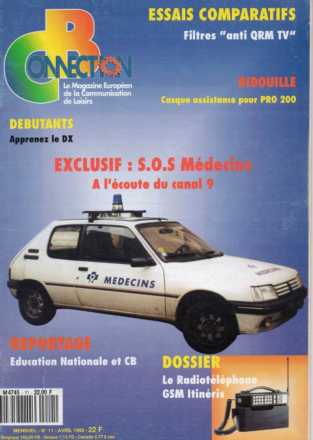 CB Connection (Magazine (Fr.) Cbc_1110