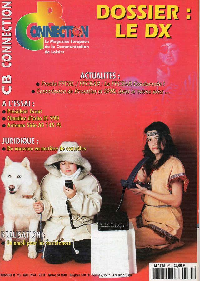 CB Connection (Magazine (Fr.) Cbc_2310