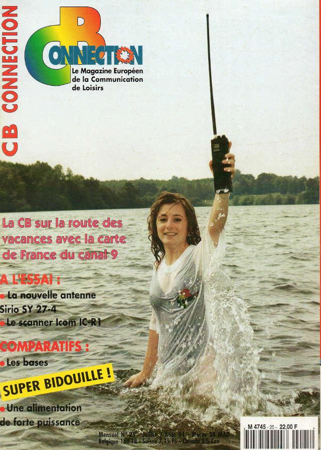 CB Connection (Magazine (Fr.) Cbc_2510
