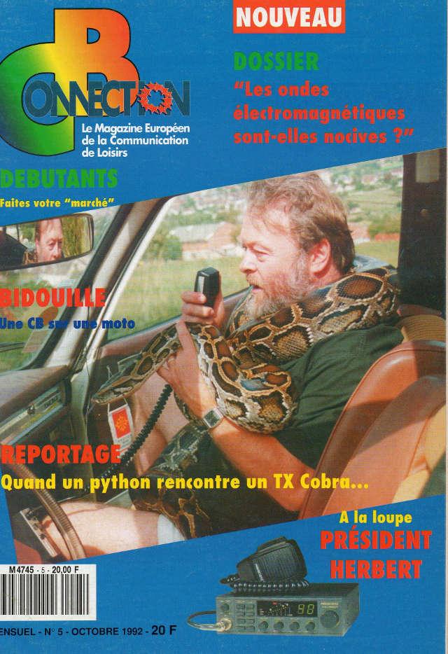 CB Connection (Magazine (Fr.) Cbc_510