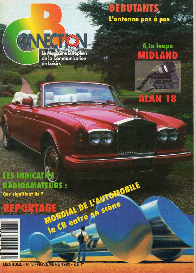 CB Connection (Magazine (Fr.) Cbc_610