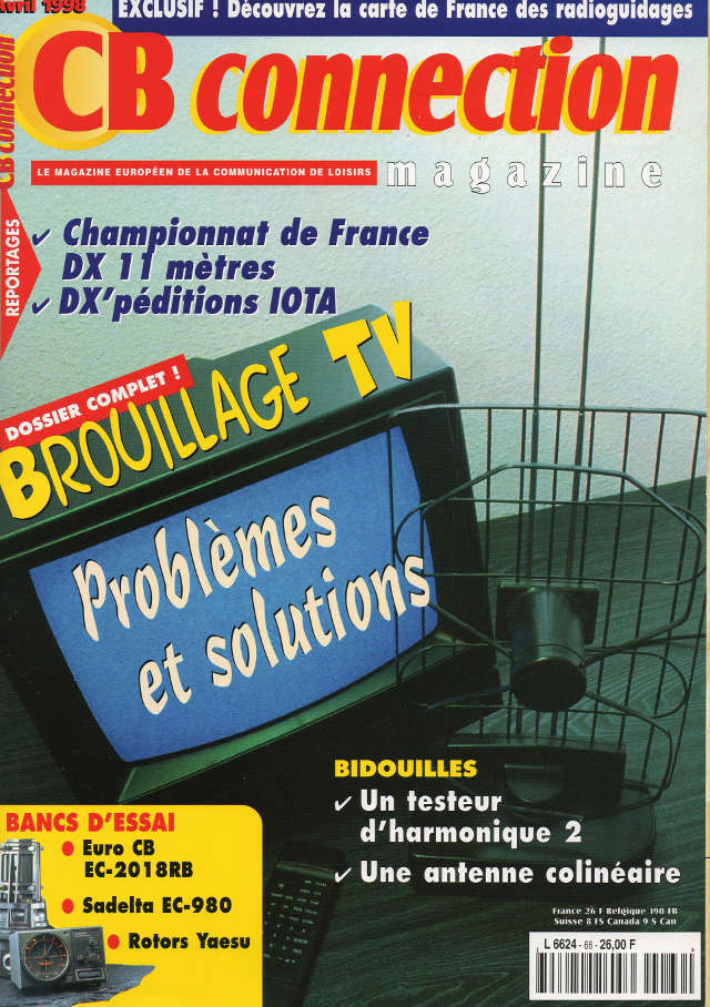 CB Connection (Magazine (Fr.) - Page 3 Cbc_6610