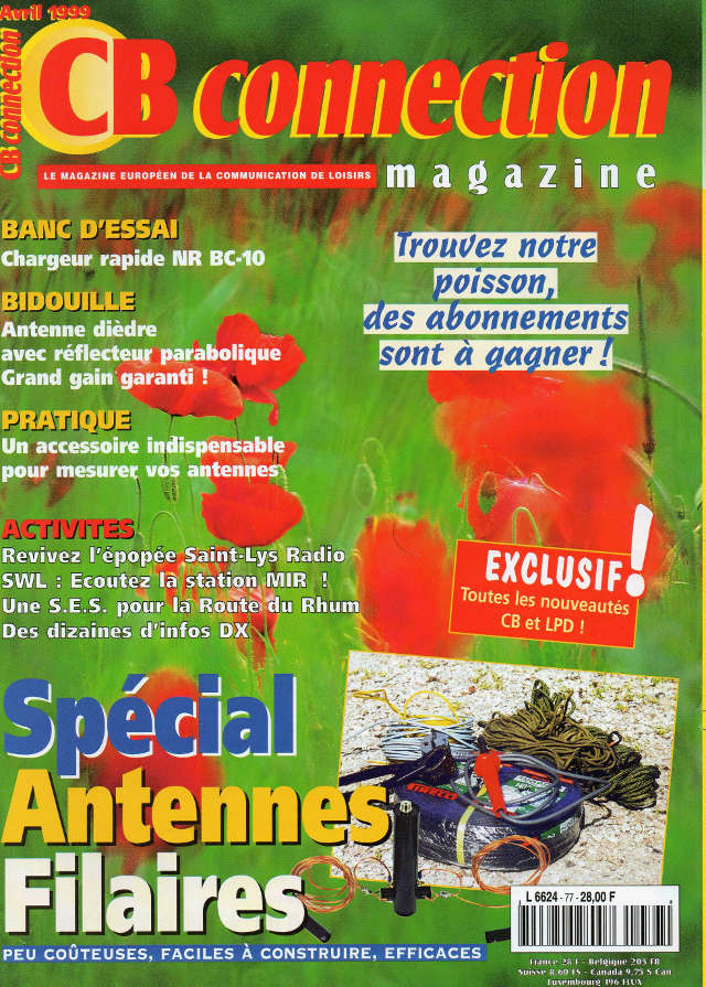 CB Connection (Magazine (Fr.) - Page 3 Cbc_7710