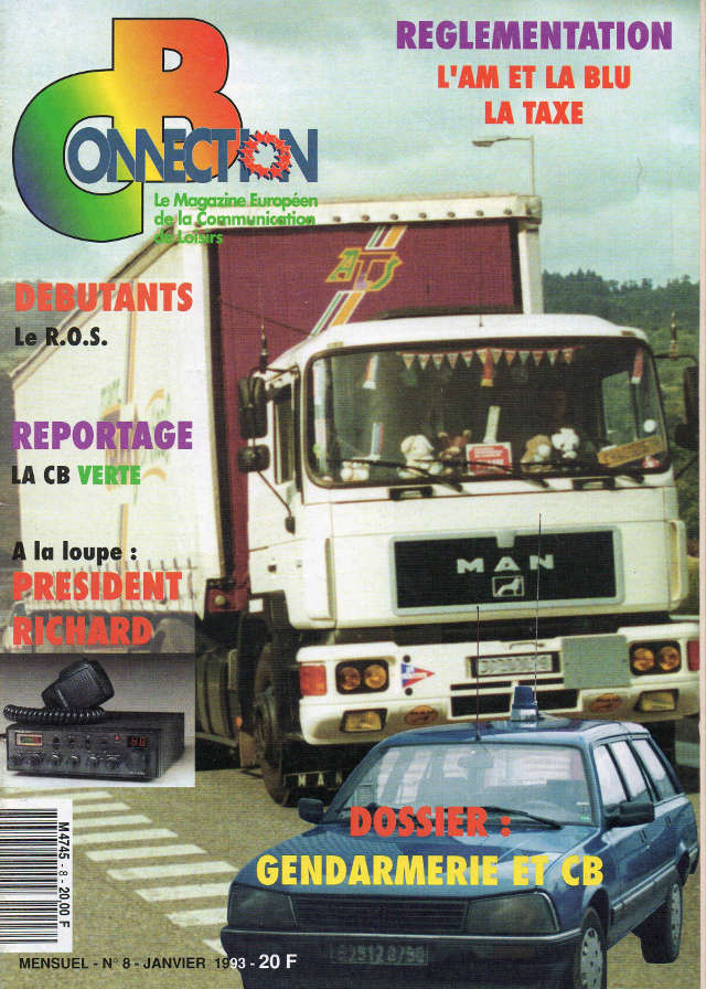 CB Connection (Magazine (Fr.) Cbc_810