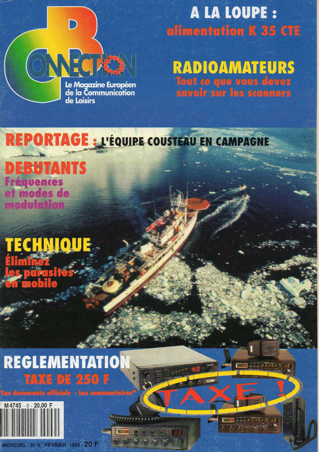 CB Connection (Magazine (Fr.) Cbc_910