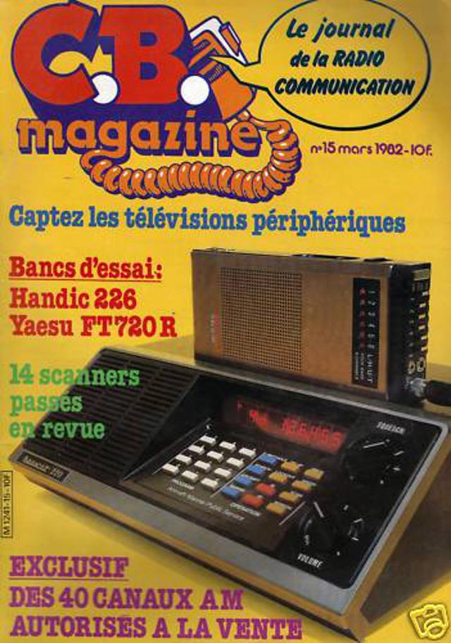 C.B. Magazine - Radio C.B. Magazine (Magazine (Fr.) Cbm_1510