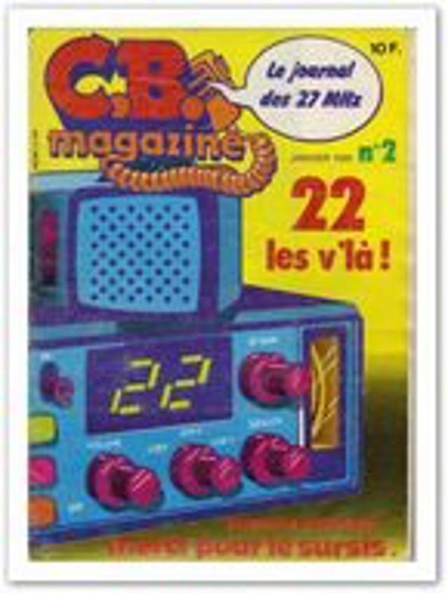 C.B. Magazine - Radio C.B. Magazine (Magazine (Fr.) Cbm_210