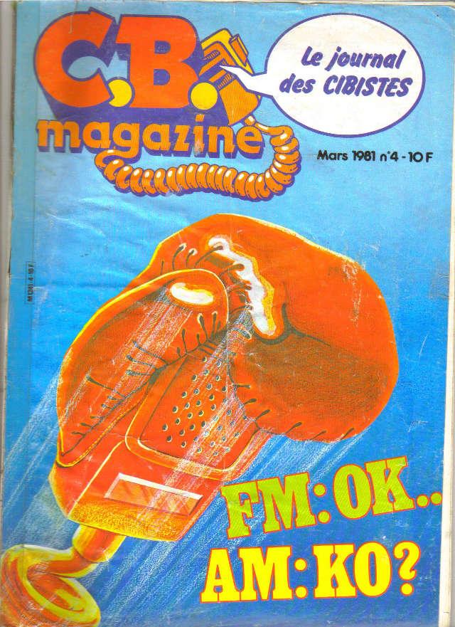C.B. Magazine - Radio C.B. Magazine (Magazine (Fr.) Cbm_410