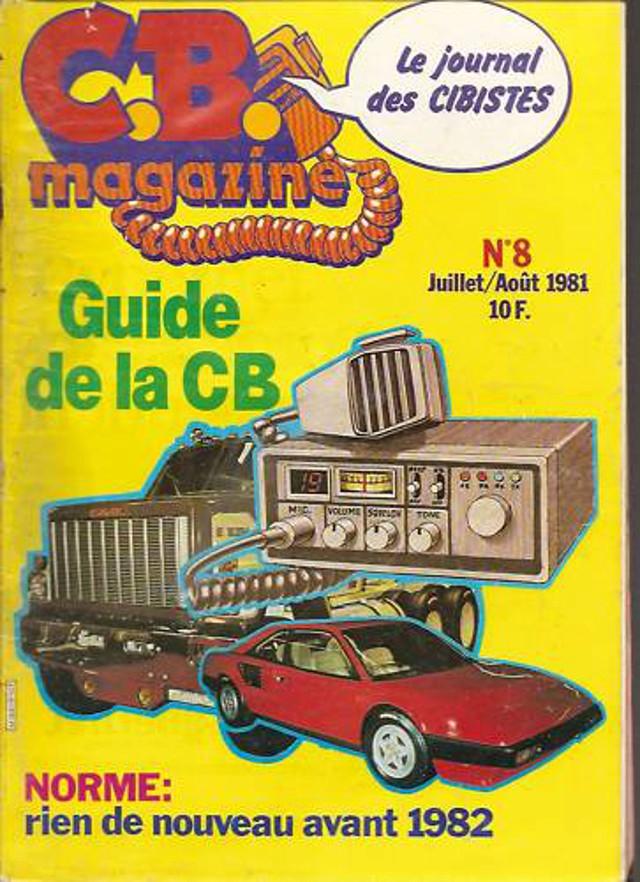 C.B. Magazine - Radio C.B. Magazine (Magazine (Fr.) Cbm_810