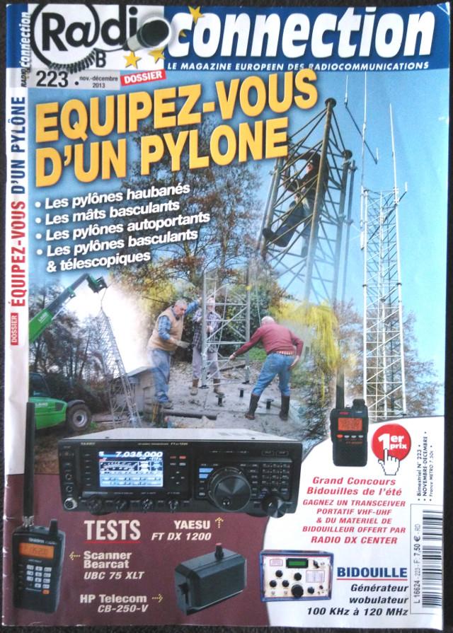 RadioCBconnection - Radio connection (Magazine (Fr.) Img_2053