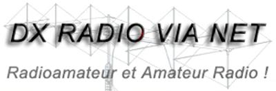 DX Radio Via Net | Radioamateur et Amateur Radio Logo-t11