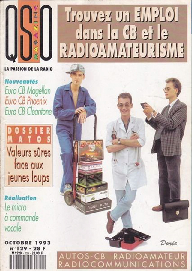 QSO Magazine (Magazine (Fr.) - Page 2 Qso_1214