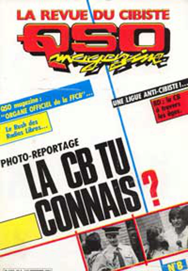 QSO Magazine (Magazine (Fr.) Qso_810