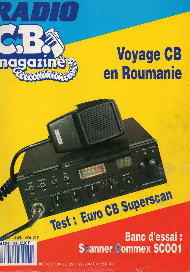 C.B. Magazine - Radio C.B. Magazine (Magazine (Fr.) - Page 2 Rcbm_114