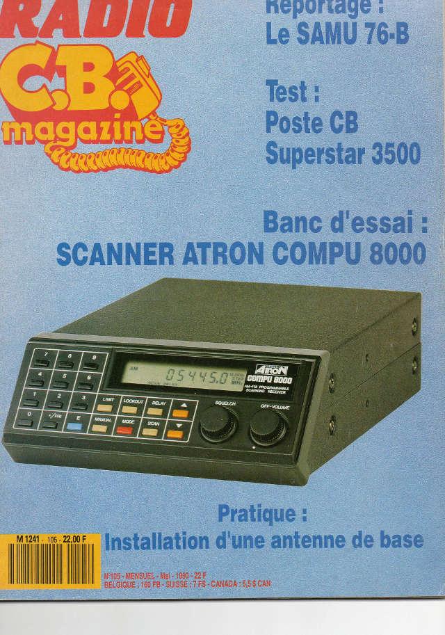 C.B. Magazine - Radio C.B. Magazine (Magazine (Fr.) - Page 8 Rcbm_115
