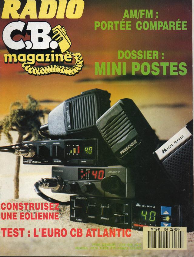 C.B. Magazine - Radio C.B. Magazine (Magazine (Fr.) - Page 3 Rcbm_116